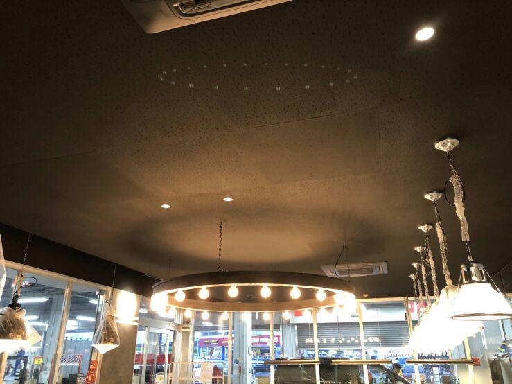 大型店舗 照明 サムネイル