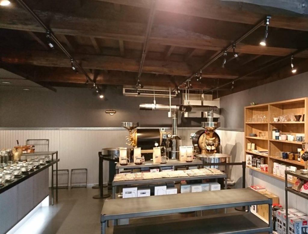 カフェ・照明 サムネイル